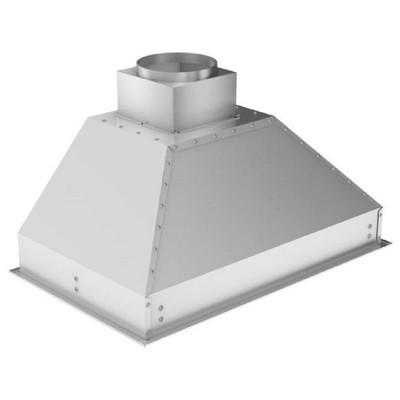 ZLINE 721-34 Deep 1200 CFM 34 Inch Range Hood Insert with LED Lighting, 4 Fan Speed Settings, Stainless Steel