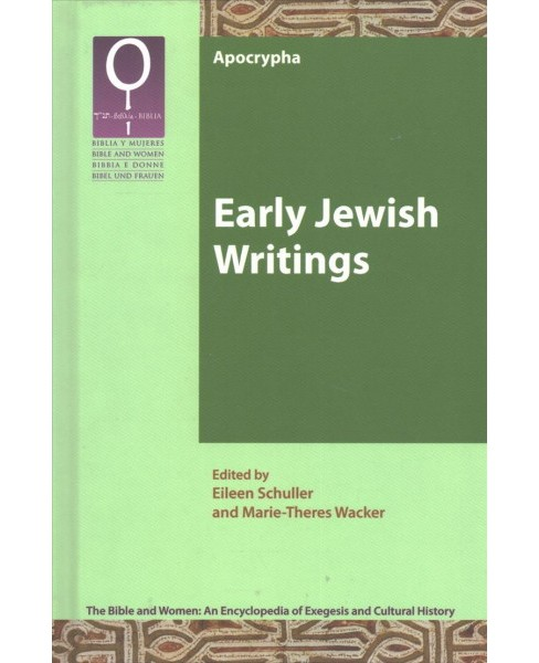 Early Jewish Writings (Hardcover) - image 1 of 1