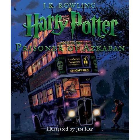 Harry Potter and the Prisoner of Azkaban (Hardcover) (J. K. Rowling) - image 1 of 1