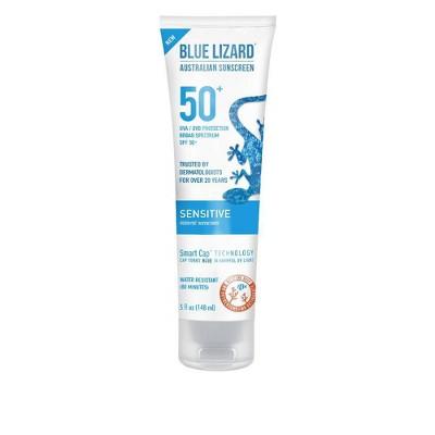 Blue Lizard Sensitive Mineral Sunscreen Lotion - SPF 50+ - 5 fl oz