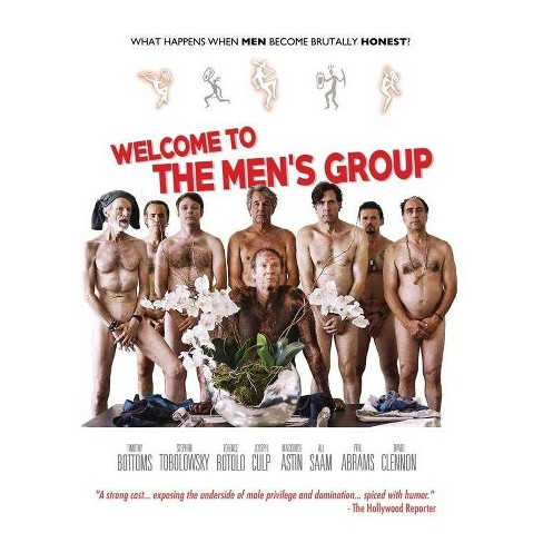 Welcome to the Men's Group (DVD) - image 1 of 1