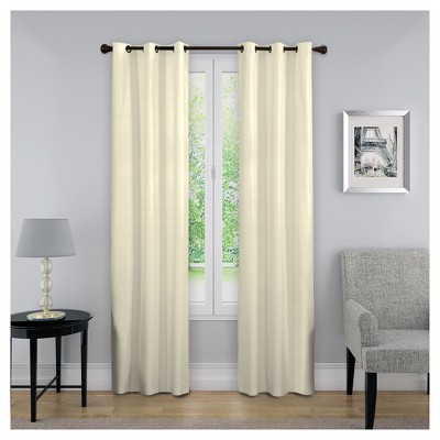 Nikki Thermaback Blackout Curtain Panel - Eclipse