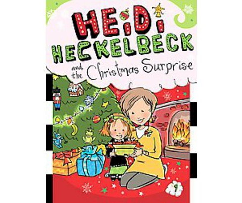 Heidi Heckelbeck and the Christmas Surprise (Hardcover) (Wanda Coven) - image 1 of 1