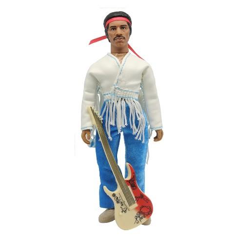 """Mego Woodstock Jimi Hendrix Action Figure 8"""" - image 1 of 4"""
