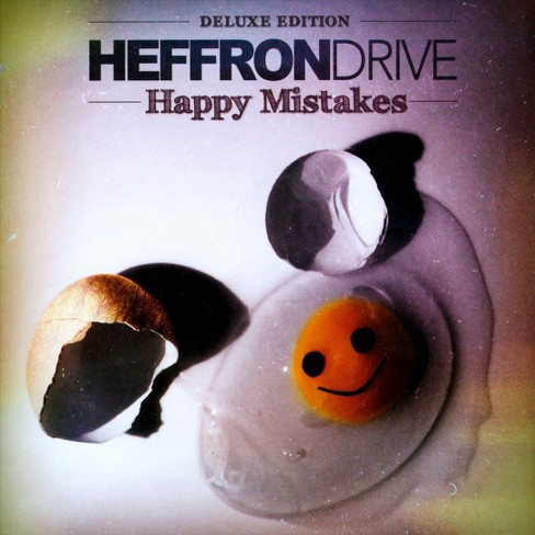Heffron drive - Happy mistakes (CD) - image 1 of 1
