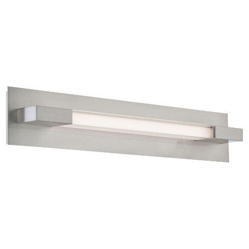 Belina LED Wall Lamp - Polished Steel - Lite Source - image 1 of 2