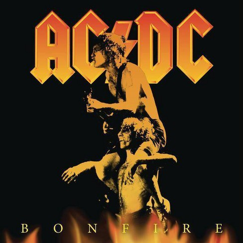 AC / DC - Bonfire (CD) - image 1 of 1