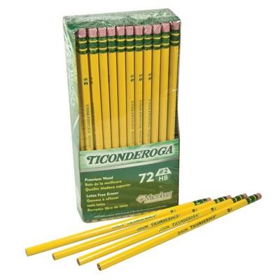 Dixon #2 HB Pencils - 72 Count