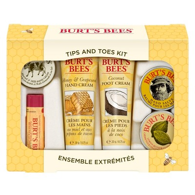Burts Bees Tips and Toes Kit - 6ct