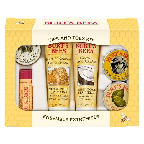Burts Bees Tips and Toes Kit - image 1 of 3