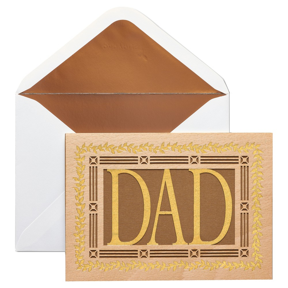 Papyrus Loved Father's Day Card with Foil, Multi-Colored