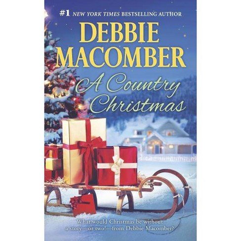 A Country Christmas (Paperback) by Debbie Macomber - image 1 of 1
