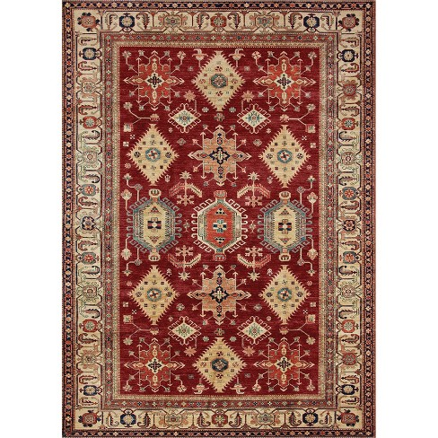 Noor 2pc Woven Rug Set Cover And Pad Woven Ruggable