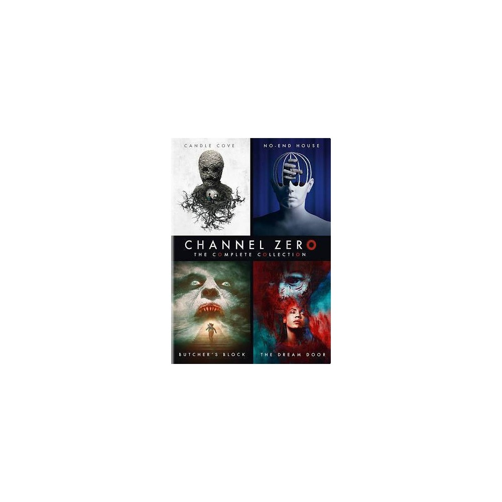 Channel Zero:Complete Collection (Dvd)