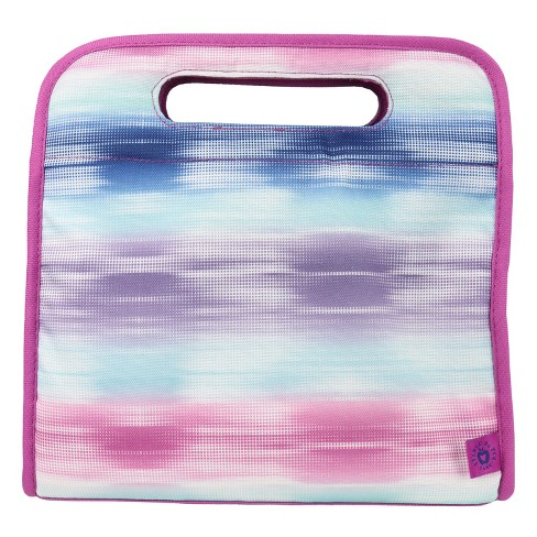 Double Dutch Club Lunch Bag - Purple Ombre - image 1 of 7