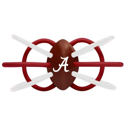 NCAA Alabama Crimson Tide Winkel Teether/Rattle