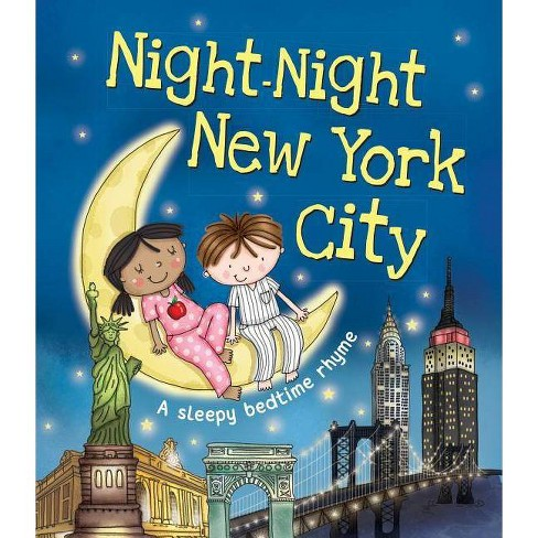 Night-Night New York City - by  Katherine Sully (Board_book) - image 1 of 1