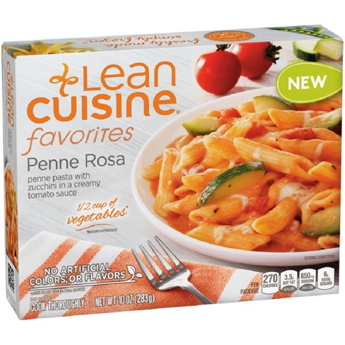 Lean Cuisine Favorites Frozen Penne Alla Rosa - 10oz - image 1 of 1