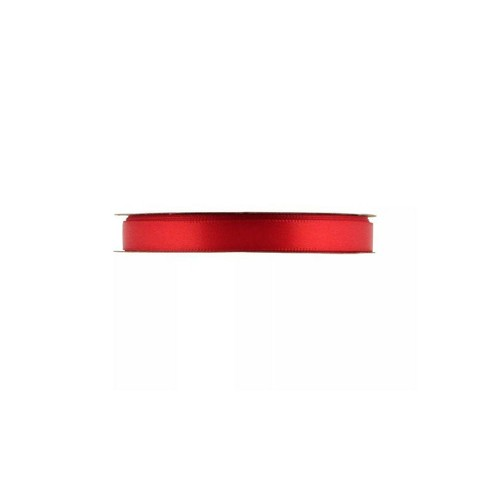 "Satin Ribbon 3/8"" x 21ft Red - Hand Made Modern® - image 1 of 4"