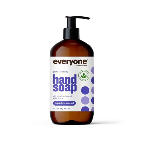 Everyone Lavender Coconut Hand Soap - 12.75 fl oz - image 1 of 4