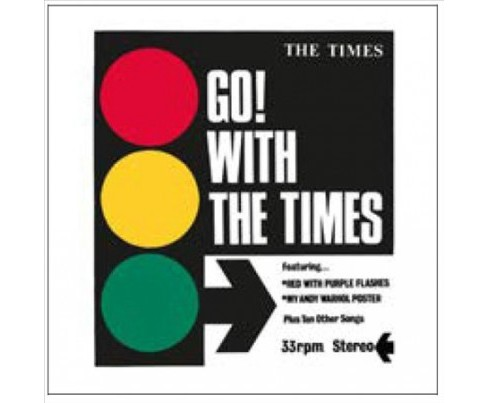Times - Go With The Times (CD) - image 1 of 1