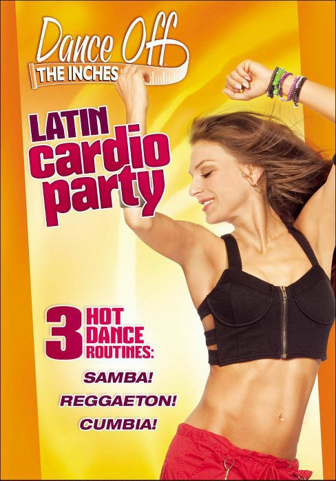 Dance off the inches:Latin cardio par (DVD) - image 1 of 1