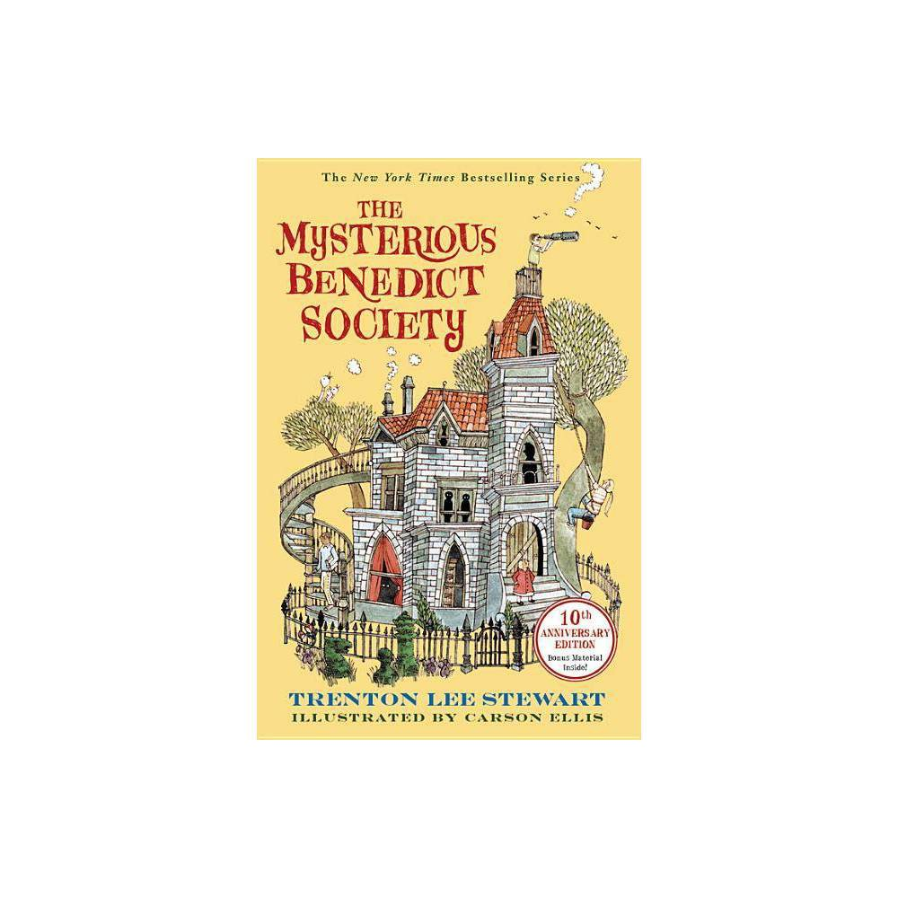 The Mysterious Benedict Society 10th Edition By Trenton Lee Stewart Hardcover
