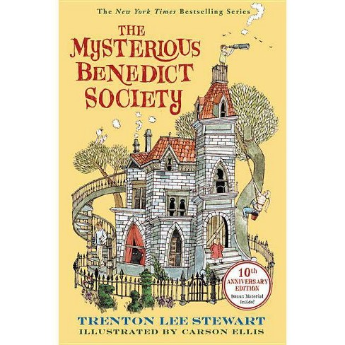 The Mysterious Benedict Society - 10 Edition by  Trenton Lee Stewart (Hardcover) - image 1 of 1