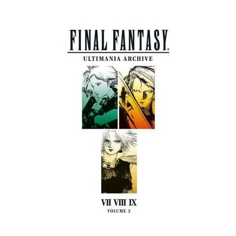 Final Fantasy Ultimania Archive -   Book 2 (Hardcover) - image 1 of 1