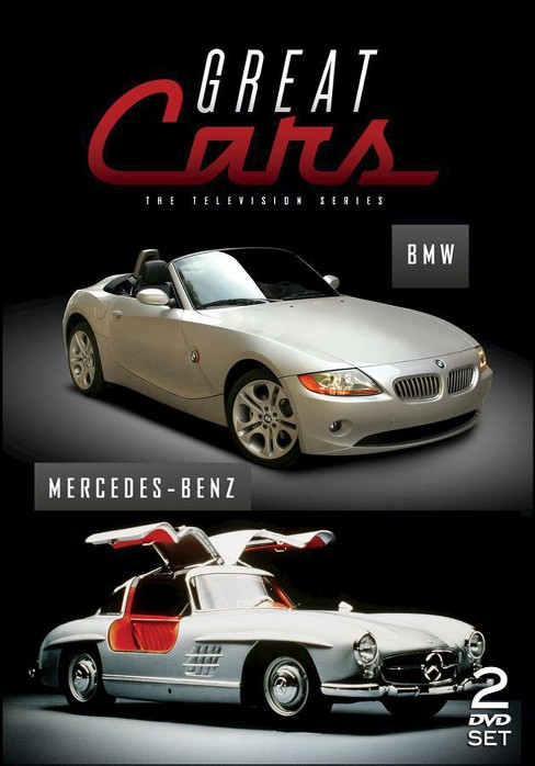 Great cars:Television series mercedes (DVD) - image 1 of 1