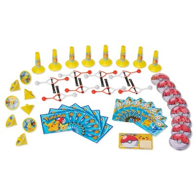 48ct. Pokemon Party Favor Pack - American Greetings