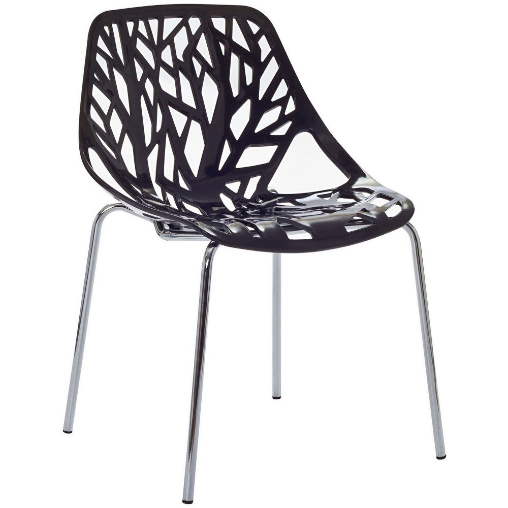 Stencil Dining Side Chair Modway