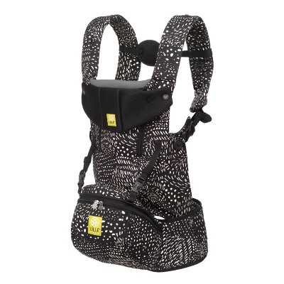 LILLEbaby Baby Carrier SeatMe All Seasons - Plume