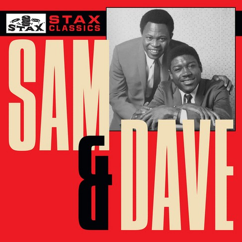 Sam & Dave - Stax Classics (CD) - image 1 of 1
