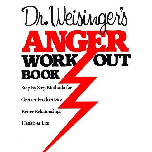 Dr Weisinger Anger W - by  Hendrie Weisinger (Paperback) - image 1 of 1