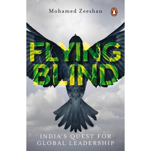 Flying Blind - by  Mohamed Zeeshan (Hardcover) - image 1 of 1