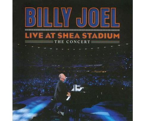 Billy Joel - Live at Shea Stadium: The Concert (CD) - image 1 of 1