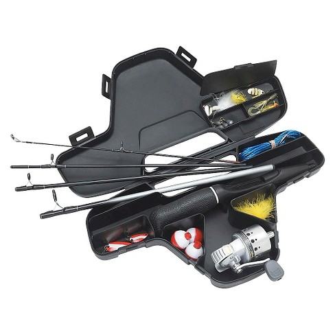 NV Springs Daiwa Minicast System Travel Fishing Kit - image 1 of 1