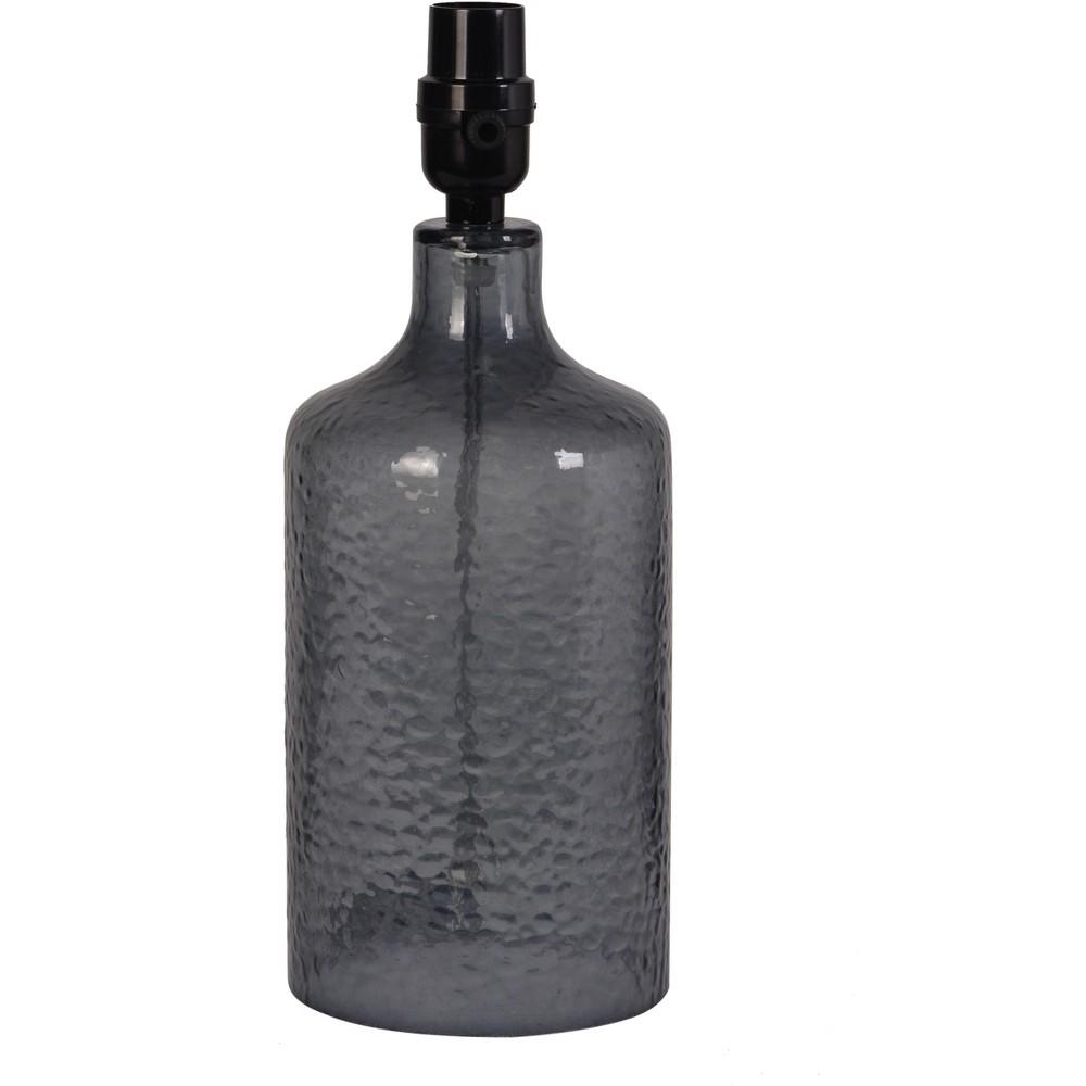 Image of Artisan Glass Small Lamp Base Indigo - Threshold , Size: Lamp Only