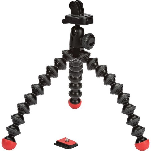 Joby GorillaPod Action Tripod with Mount for GoPro Camera - image 1 of 4
