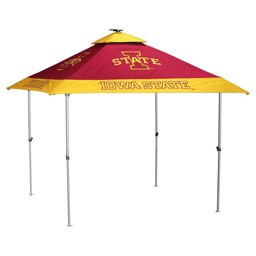 NCAA Iowa State Cyclones Logo Brands Pagoda 10x10 Canopy Tent