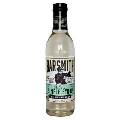 Barsmith Simple Syrup - 12.7 fl oz Bottle