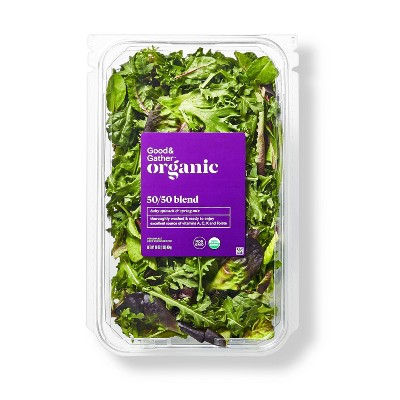 Organic 50/50 Blend - 16oz - Good & Gather™