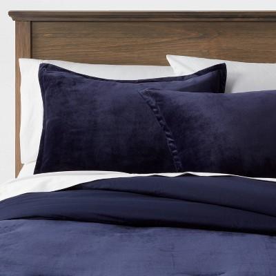 Velvet Comforter & Sham Set - Threshold™