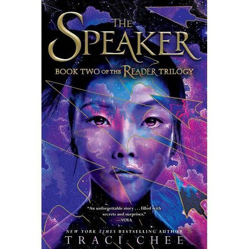 The Speaker - (Sea of Ink and Gold) by  Traci Chee (Paperback) - image 1 of 1