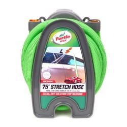 """9""""x10"""" Garden Stretch Hose Green - Turtle Wax"""