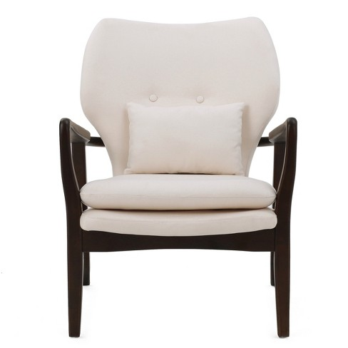 Remarkable Haddie Mid Century Modern Club Chair Christopher Knight Home Gamerscity Chair Design For Home Gamerscityorg
