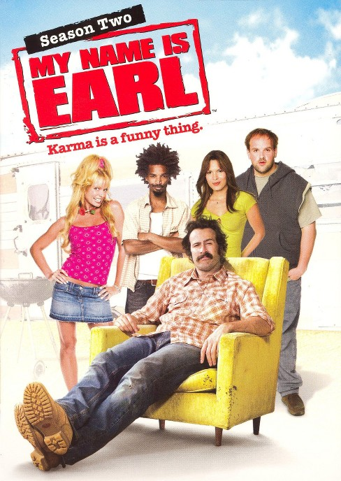 My Name is Earl: Season Two (4 Discs) (dvd_video) - image 1 of 1