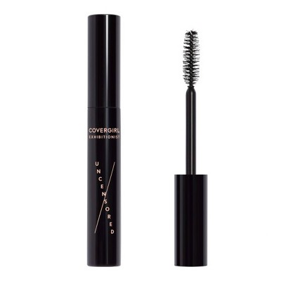 Mascara & Lashes: Covergirl Exhibitionist Uncensored Waterproof