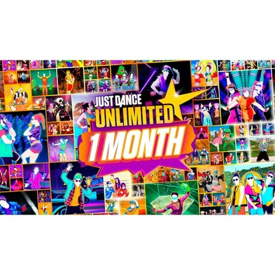 Just Dance: Unlimited 1 Month - Nintendo Switch (Digital)